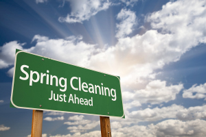 Spring Cleaning Ahead? We Can Help